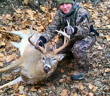 Missouri Buck