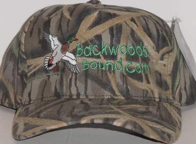 Camo Hat - Duck Design